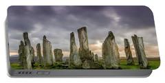 Callanish Stone Circle, Scotland Portable Battery Charger
