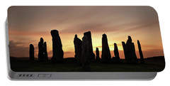 Callanish Stones Portable Battery Charger
