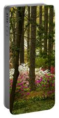 Callaway Gardens Spring Azaleas Portable Battery Charger by Kathy Clark