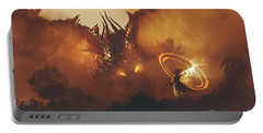 Calling Of The Dragon Portable Battery Charger