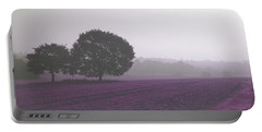 Calm Autumn Mist Portable Battery Charger