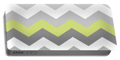 Calyx Chevron Pattern Portable Battery Charger