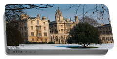 Cambridge Snowscape Portable Battery Charger