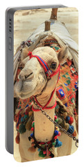 Portable Battery Charger featuring the photograph Camel by Silvia Bruno