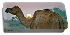 Camel Sunrise Portable Battery Charger