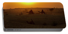 Camel Sunset Portable Battery Charger