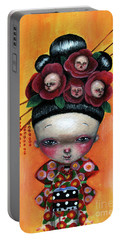 Camellia And Friends Portable Battery Charger