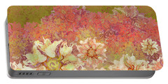 Camellia Hedges Portable Battery Charger