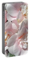 Camellias Softly Portable Battery Charger