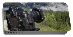 Camera Mountain Portable Battery Charger