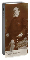 Camille Saint-saens  Portable Battery Charger