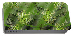 Camo Frog Dragonfly Portable Battery Charger