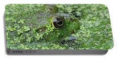 Camo Frog Portable Battery Charger