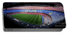 Camp Nou Portable Battery Charger
