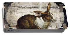 Campagne Iv Rabbit Farm Portable Battery Charger