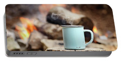 Campfire Coffee Portable Battery Charger