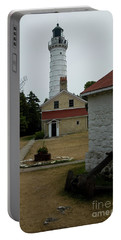Cana Island Lighthouse Portable Battery Charger