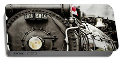 Portable Battery Charger featuring the photograph Canada Day by Brad Allen Fine Art