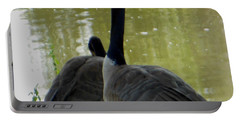 Canada Goose Edge Of Pond Portable Battery Charger