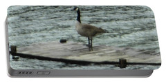 Canada Goose Lake Dock Portable Battery Charger