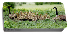 Canada Gosling Daycare Portable Battery Charger