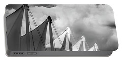 Canada Place Sails Portable Battery Charger
