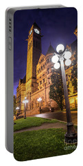Canada150 Toronto Old City Hall  Portable Battery Charger