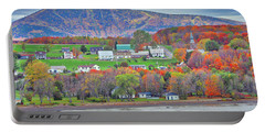 Canadian Fall Foliage Portable Battery Charger