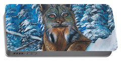 Canadian Lynx Portable Battery Charger