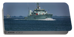 Canadian Navy's Kingston Portable Battery Charger
