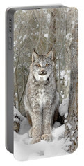 Canadian Wilderness Lynx Portable Battery Charger