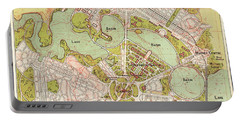 Canberra Preliminary Plan 1913 Portable Battery Charger