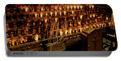 Candle Offerings St. Patrick Cathedral Portable Battery Charger