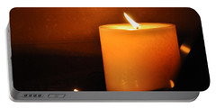 Candlelight Portable Battery Charger