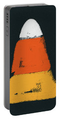 Candy Corn Portable Battery Charger