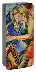 Candy Dulfer, Lily Was Here Portable Battery Charger