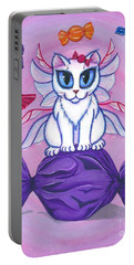 Candy Fairy Cat, Hard Candy Portable Battery Charger
