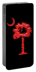 Candy Gamecock Red Portable Battery Charger