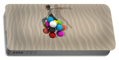 Candy Sand Portable Battery Charger