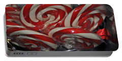 Candycane Lolli Portable Battery Charger