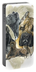 Cane Corso Medley Portable Battery Charger