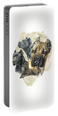 Cane Corso Grouping Portable Battery Charger