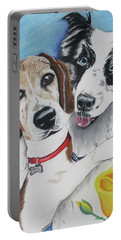 Canine Friends Portable Battery Charger