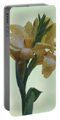 Cannas Amarillo IIi Portable Battery Charger by Suzanne Gaff