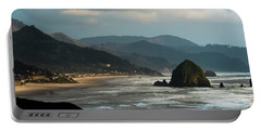 Cannon Beach, Oregon Portable Battery Charger