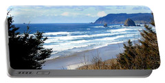 Cannon Beach Vista Portable Battery Charger