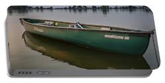 Canoe Stillness Portable Battery Charger