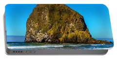 Canon Beach Hay Stack Rock Portable Battery Charger