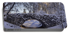 Cannon Hill Park Winter Portable Battery Charger