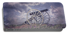 Cannon Of Peace Portable Battery Charger